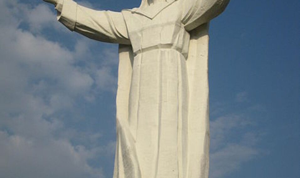 Pomnik Chrystusa w Świebodzinie