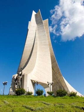 Pomnik Chwały i Męczeństwa w Algierze