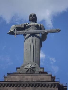 Pomnik Matki Armenii