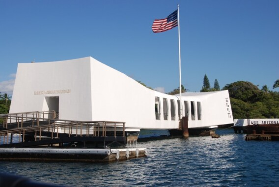 Pomnik USS Arizona