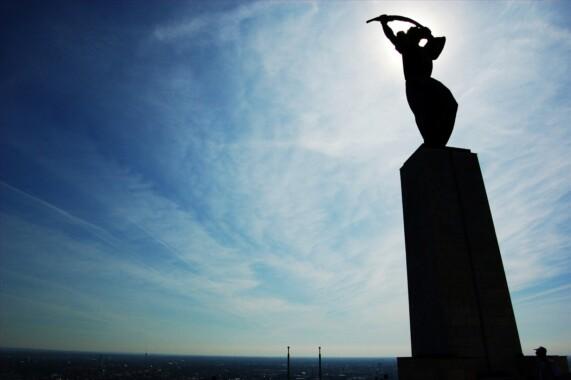 Pomnik Wolności w Budapeszcie