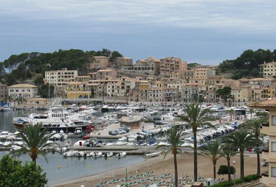 Port w Sóller – Majorka