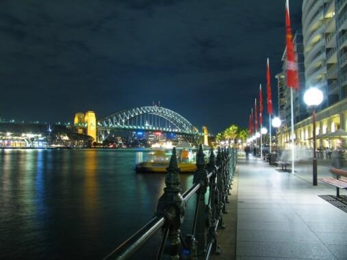 Port Jackson w Sydney