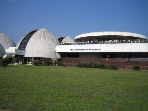 Port lotniczy Bużumbura