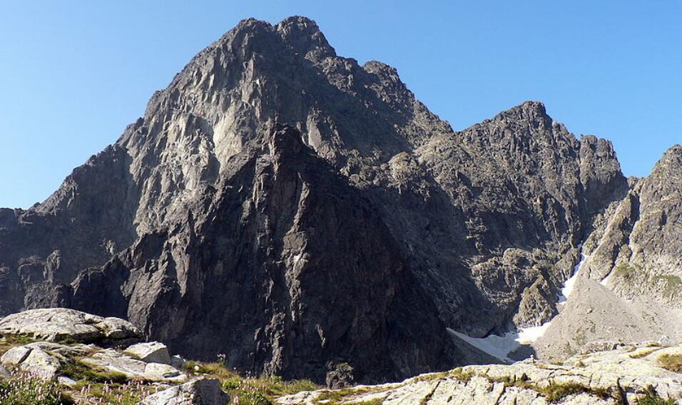 14 tatrzańskich szczytów, które przekraczają 8 tysięcy stóp