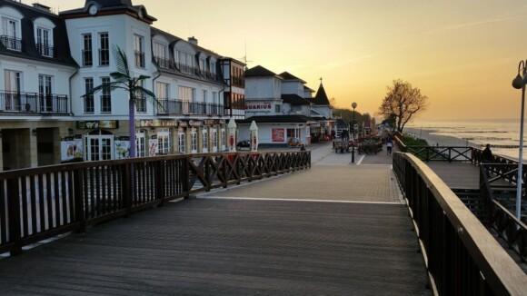Promenada Nadmorska w Mielnie