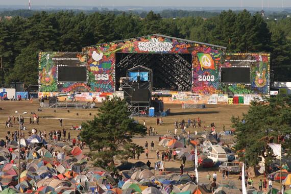 Przystanek Woodstock 2009 rok