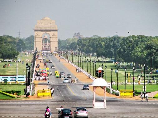 Rajpath – Aleja Republiki Indii