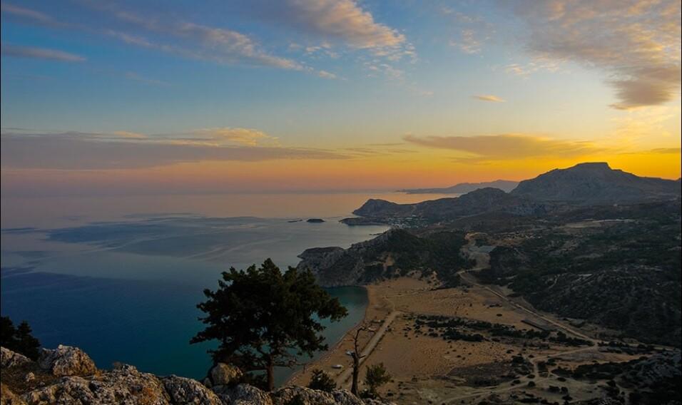 Największe Greckie wyspy