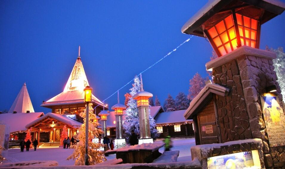 7 oryginalnych miejsc na spędzenie Bożego Narodzenia