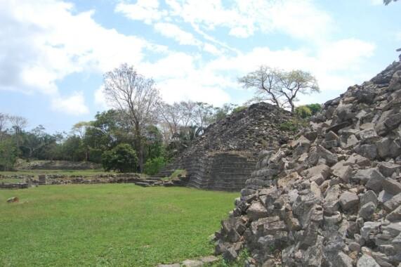Ruiny Lubaantun