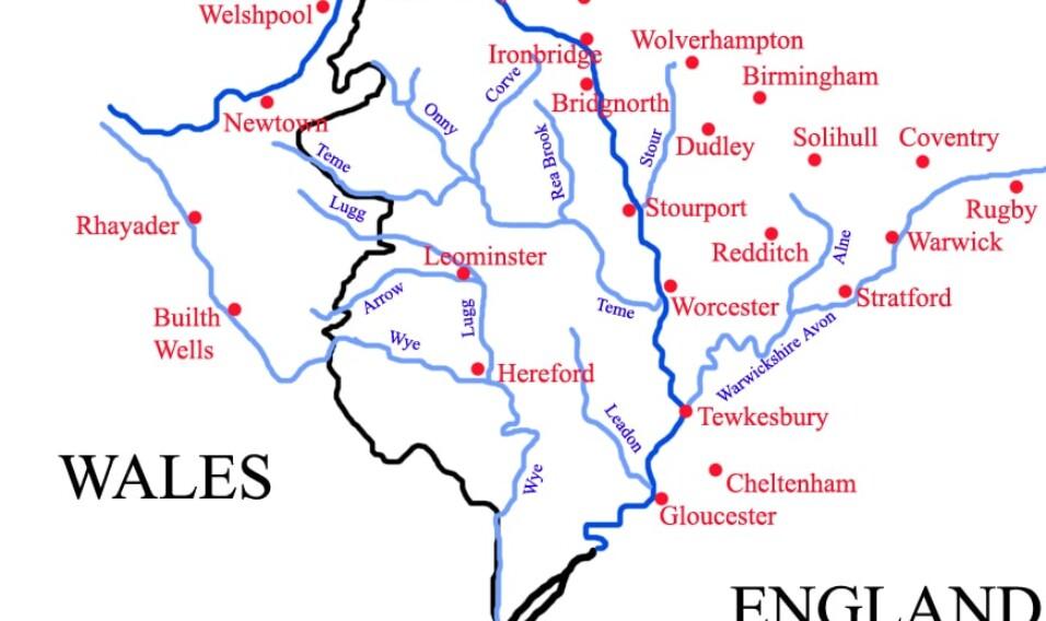Rzeka Severn