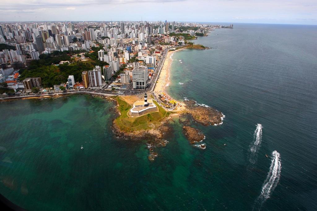 Brazylia Atrakcje Zabytki 2020 Travelin