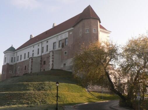 Sandomierz, zamek