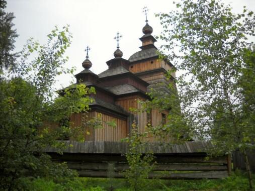 Cerkiew św. Dymitra w Nowym Sączu