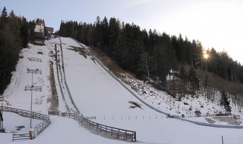 5 największych skoczni narciarskich na świecie