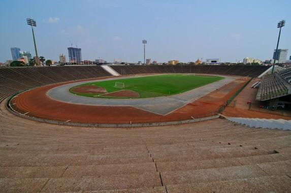 Stadion Olimpijski w Phnom Penh