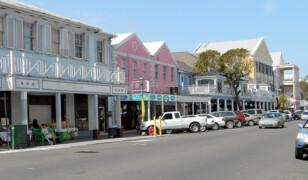 Stare Miasto Nassau (Bahamy)