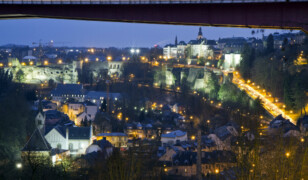 Stare Miasto w Luksemburgu
