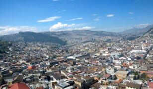 Stare Miasto w Quito