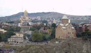 Stare Miasto w Tbilisi