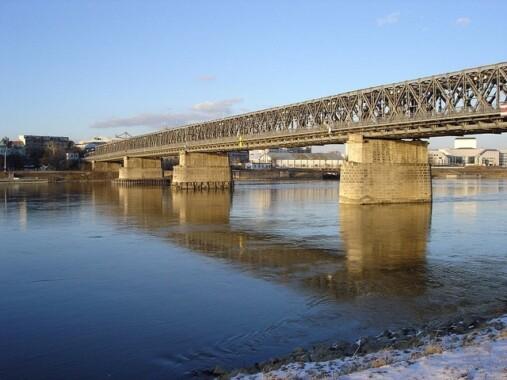 Starý most w Bratysławie