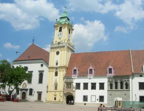 Stary ratusz w Bratysławie