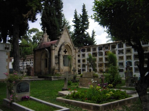 Sucre's General Cemetery