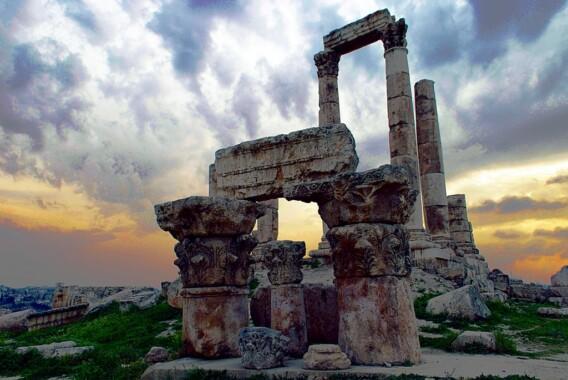 Świątynia Herkulesa w Ammanie