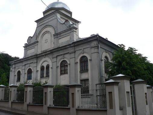 Synagoga Chóralna w Kownie