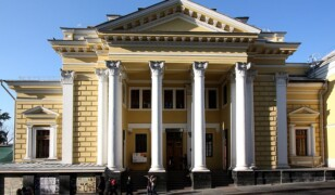 Synagoga Chóralna w Moskwie