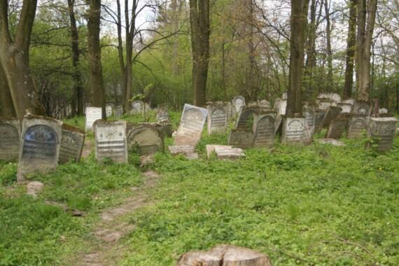 Synagoga i kirkut w Szczebrzeszynie