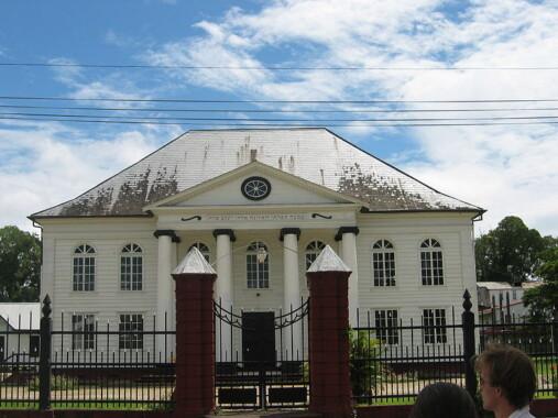 Synagoga Neve Shalom w Paramaribo