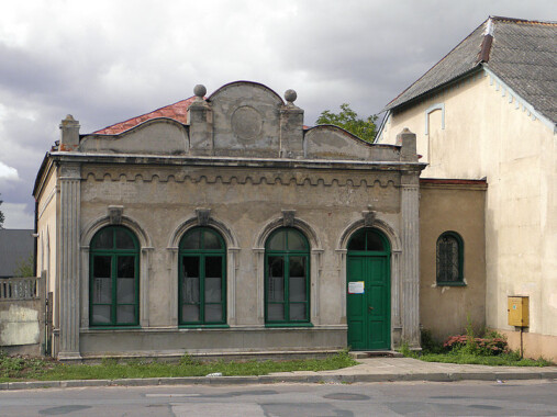 Synagoga Garbarska w Szydłowcu