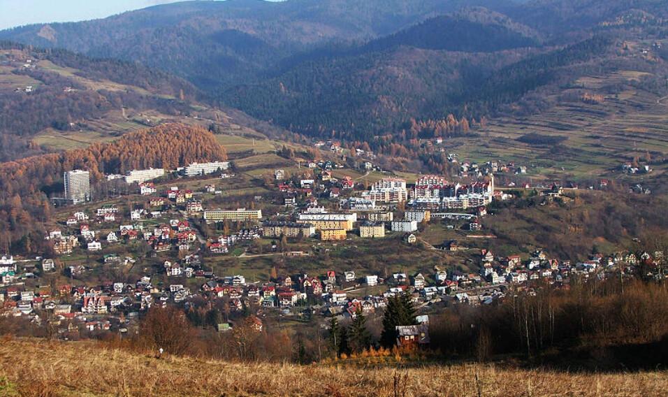 VIII Zimowy Zjazd Górski w Szczawnicy