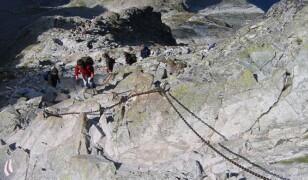 5 najtrudniejszych szlaków w Tatrach