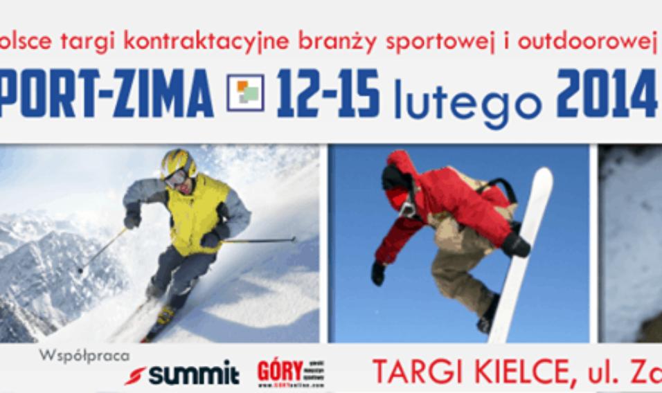 XXIX Międzynarodowe Targi Branży Sportowej i Outdoorowej KIELCE SPORT – ZIMA