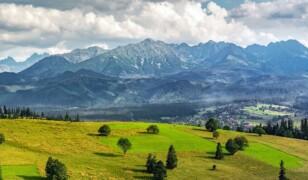 6 najpiękniejszych gór (pasm górskich) w Polsce