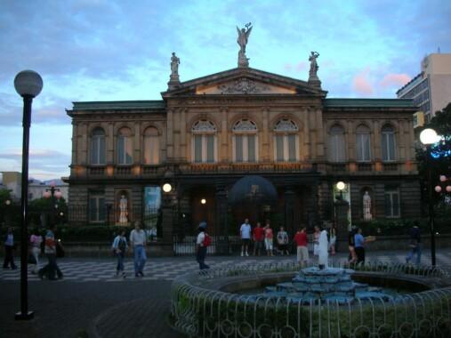Teatr Narodowy Kostaryki