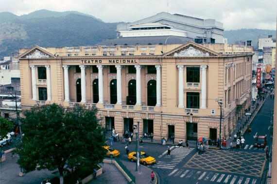 Teatr Narodowy w San Salvador