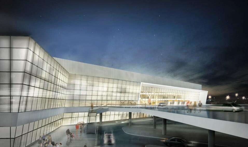 Rusza przebudowa Terminala A na Lotnisku Chopina