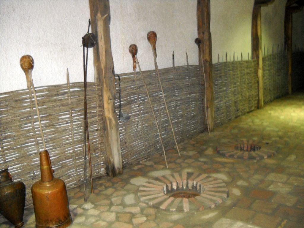 Tradycyjny wyrób wina gruzińskiego