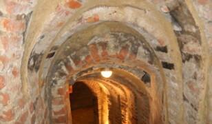 Trasa Podziemna w Sandomierzu