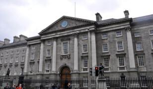 Trinity College w Dublinie