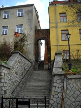Ucho Igielne w Sandomierzu
