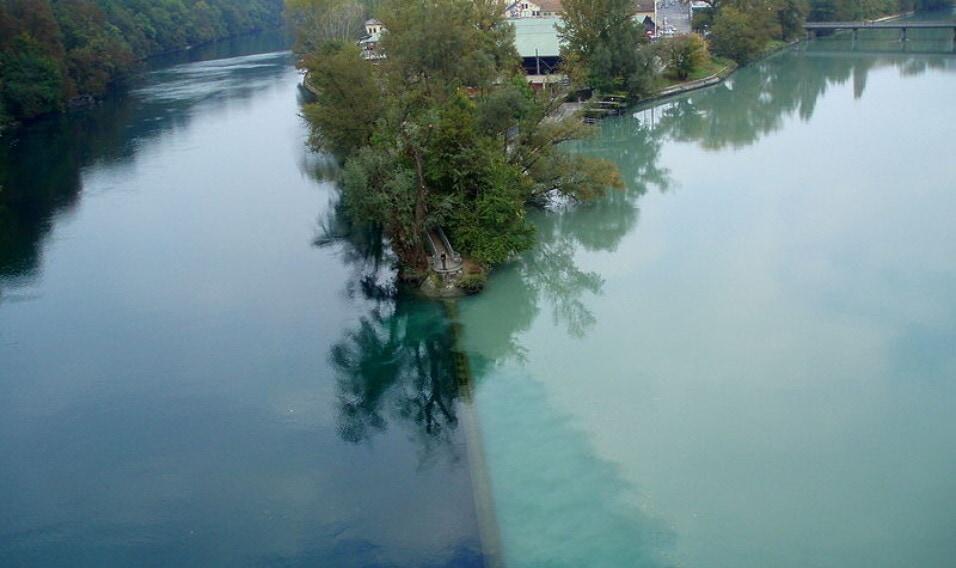 12 najciekawszych połączeń dwóch rzek