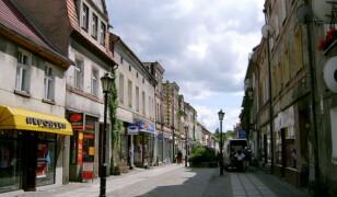 Stare Miasto w Połczynie-Zdroju