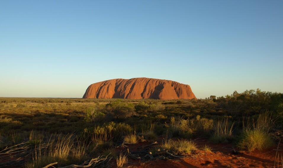 Ayers Rock /Uluru