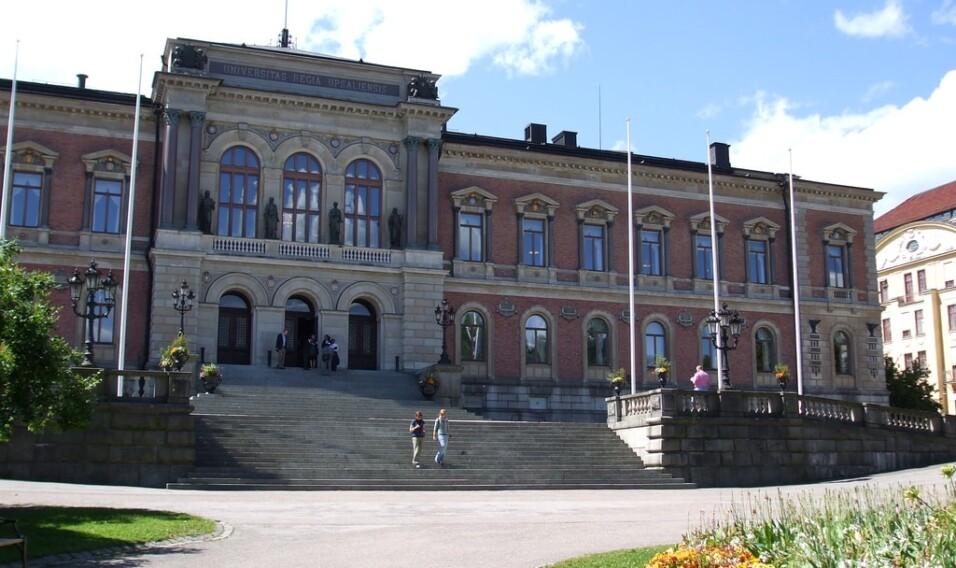 Uniwersytet w Uppsali