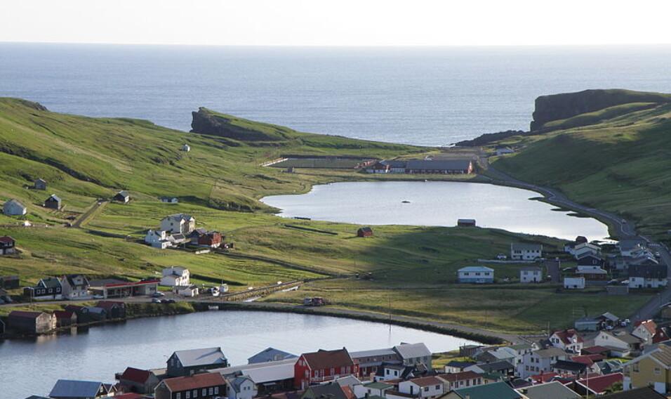 7 baśniowych wiosek na Wyspach Owczych